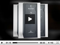 Browning BR16F Gun Safe Video