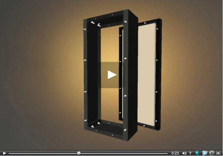 SnapSafe Little Titan Closet Vault Features: