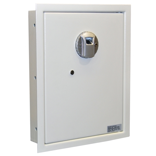 Biometric Locking Wall Safe