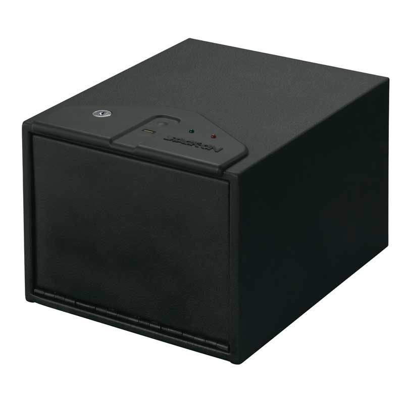 Stack-On QAS-1200-B Quick Access Safe w/ Biometric Lock