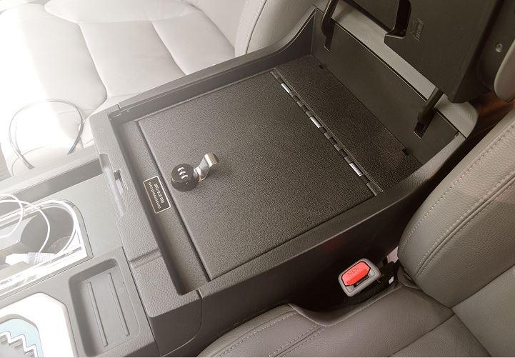 Console Vault Toyota Tundra: 2014 - 2017 GS1052