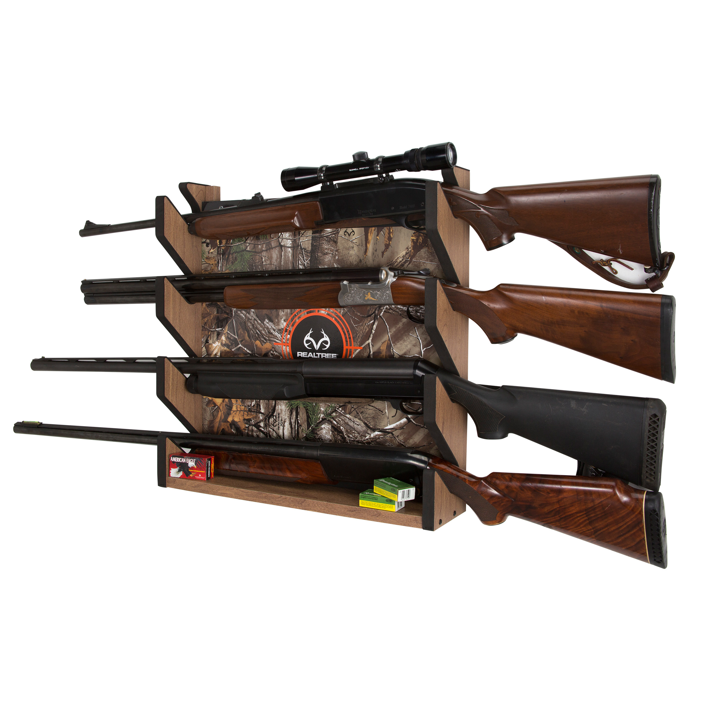 Gun Racks Amp Rifle Racks Gunsafes Com