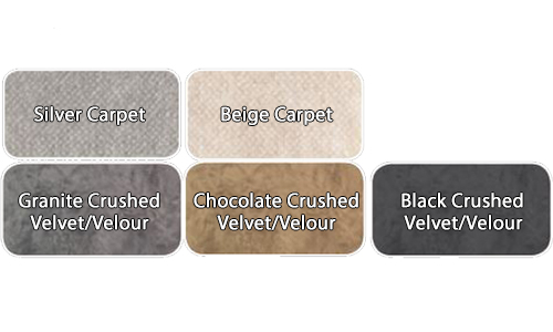 Interior Fabric Options