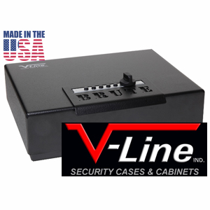 V-Line Security Cases & Cabinets