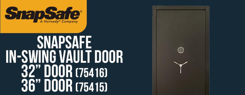 Snapsafe 75416 Vault Door 32 Quot X 80 Quot 75416