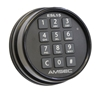 AMSEC Locks - ESL15-BL - Swing Bolt Lock & Keypad Kits