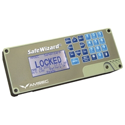 AMSEC Locks - SafeWizard Lock and Keypad Kit - Swing Bolt Kit