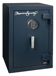 American Security AM3020E5 Fire Resistant Home Security Safe