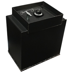 American Security B3800 Safe - Square Door Floor Safe