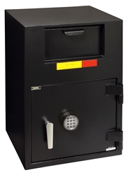 American Security BWB2020FLNL Safe- Front Loading Large Door Drop Safe - No Internal Locker - Scratch and Dent