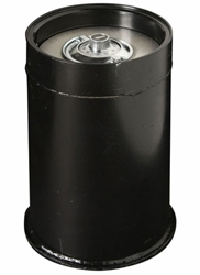 American Security C5 Safe : Round Lift Out Door Floor Safe