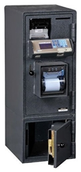 American Security BR3112 CashWizard Safe - 1 Bill Reader - 2 Door Smart Safe
