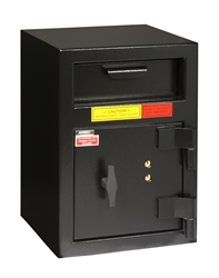 "American Security DSF2014K - ""B"" Rated Rotary Front Load Key Depository Safe"