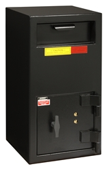 "American Security DSF2714K - ""B"" Rated Front Load Depository Drop Safe With Key Entry"