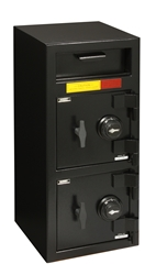 "American Security DSF3214CC - ""B"" Rated Front Load Depository Drop Safe With Combination Entry Doors"