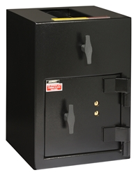 "American Security DST2014K - ""B"" Rated Rotary Top Load Key Depository Safe"