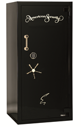American Security - RF6528 - Ultimate TL-30 High Security Safe - 24 Gun Capacity - 120 Min / 1850°