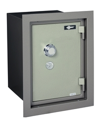 American Security WFS149 Safe - Steel In-Wall Safe