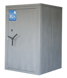 "Atlas Safe Rooms - Guardian Series - 6 Person Safe Room - 4 5"" by 4 5"""
