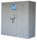 "Atlas Safe Rooms - Titan Series - 4 Person Safe Room - 6' 5"" by 2' 5"" - TITAN"