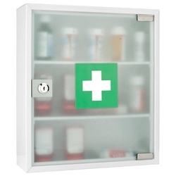 Barska CB12822 Standard Medical Cabinet