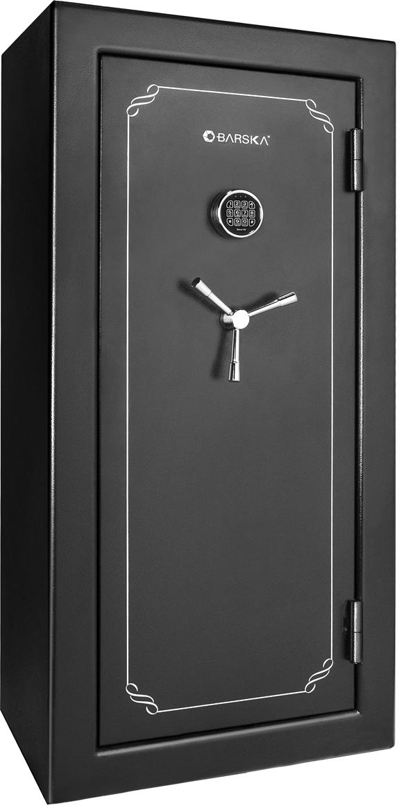Black Gun Safe In Living Room Decor: Barska FV-2000 Fire Safe Vault AX12218