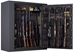 Browning HC65 Extra Wide 65 Gun Safe Hell's Canyon Series Textured Charcoal  - HC65-Quick Ship