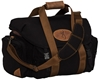 Browning Lona Canvas/Leather Range Bag, Black/Brown browning,  Range Bag