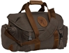 Browning Lona Canvas/Leather Range Bag, Flint/Brown browning,  Range Bag