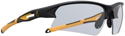 Browning On Point Shooting Glasses - Black/Gold browning, Shooting Glasses