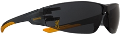 Browning Shooters Flex Glasses - Tinted/Gold Shooters glasses, ANSI Z871.1-2003 impact standards,Buckmark , browning