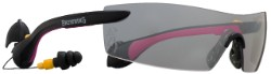 Browning Sound Shield, For Her Indoor/Outdoor Fuchsia browning, Shooting Glasses,range kit