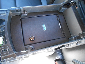 Console Vault Ford Edge Full Floor Console 2015 - 2017 - 1067
