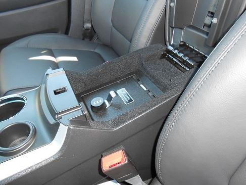 Console Vault Ford Explorer Console Vault 2013 2017 1039