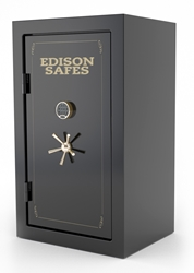Edison Safes E6036 Elias Series 30-120 Minute Fire Rating - 56 Gun Safe