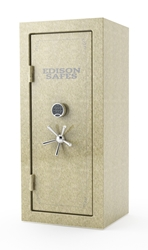 Edison Safes E6630 Elias Series 30-120 Minute Fire Rating - 33 Gun Safe