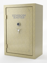 Edison Safes F7250 Foraker Series 30-120 Minute Fire Rating - 84 Gun Safe