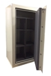 Edison Safes M6036 McKinley Series 30-120 Minute Fire Rating - 56 Gun Safe - M6036