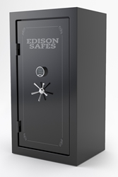 Edison Safes M6636 McKinley Series 30-120 Minute Fire Rating - 56 Gun Safe
