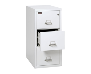 Fire King 2 Hour Rated File Cabinet 3 Drawers