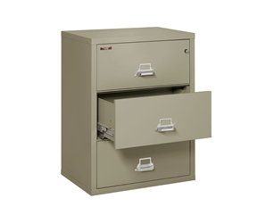 Fire King Classic Lateral File Cabinet 3 Drawers