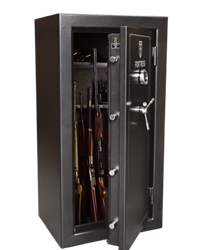 Fortress Executive FS40E-UL - 30 Gun Capacity - 60 Minute Fire Safe