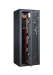 Heritage 24 Gun Fire and Water Safe with E-Lock, Silver Santex - 24ESSH