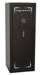 Homak Security - BH50126140 -Mechanical 14 Gun Black Hills Safe - 1400°/30 Minutes