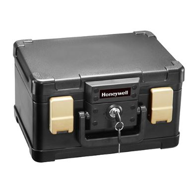 Honeywell 1102 Molded Fire/Water Chest - .15 Cu Ft.