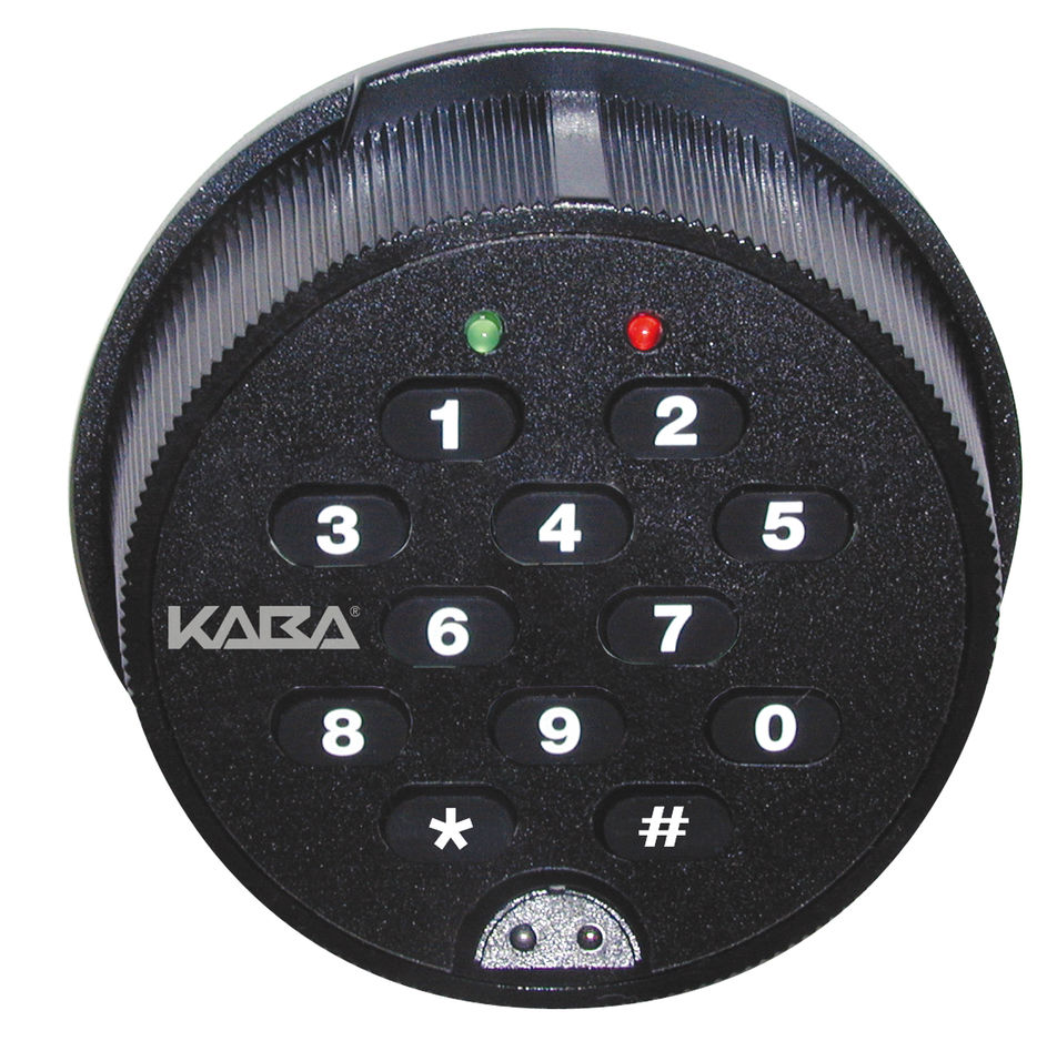 Kaba Mas Auditcon 2 Safe Lock Series Model T52 Time