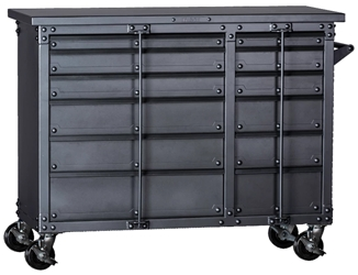 "Kodiak - KTC4355DG- RMI Tool Chest - 43""H x 55""W x 23""D"