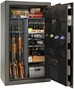 Liberty Gun Safe - 1776 Series 30 - USA Made 30 Gun Safe - 60 Min @ 1200° Fire Rating - 1776-30