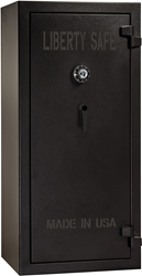 Liberty Gun Safe -Tactical 24 - USA Made 24  Tactical Gun Safe - 30 Min @ 1200° Fire Rating