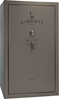 Liberty Gun Safe - Colonial Series 50 - USA Made 64 Gun Safe - 60 Min @ 1200° Fire Rating